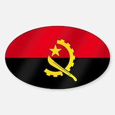 Flag of Angola Decal