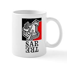 Sartre Philosophy Existentialism Mug