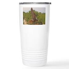 Peregrine Falcon Travel Mug