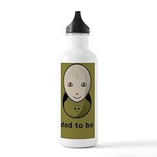 personnageoeufdadtobey Water Bottle