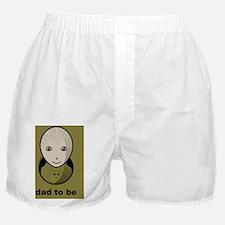 personnageoeufdadtobeyrondvertuni Boxer Shorts