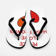 hash browns Flip Flops