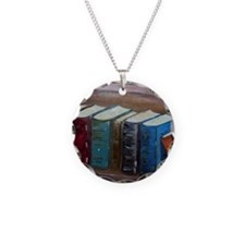 2-Books-2010 Necklace