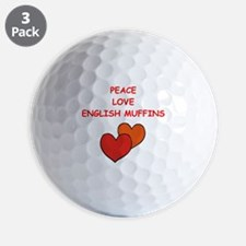 english muffins Golf Ball