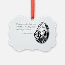 HildegardTshirt Ornament