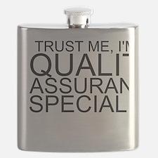 Trust Me, I'm A Quality Assurance Specialist F