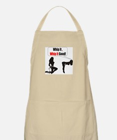 Whip it whip it good BBQ Apron