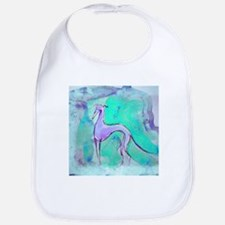 Blues Hound Bib