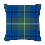 Tartan - Oliphant Woven Throw Pillow