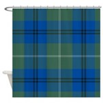 Tartan - Oliphant Shower Curtain