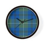 Tartan - Oliphant Wall Clock