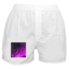 tree dream pink Boxer Shorts