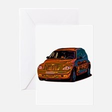 2003 Chrysler PT Cruiser Greeting Cards