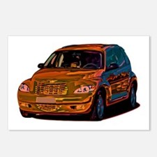 2003 Chrysler PT Cruiser Postcards (Package of 8)