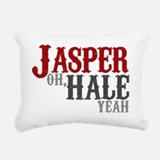 jasperhaleyeah Rectangular Canvas Pillow