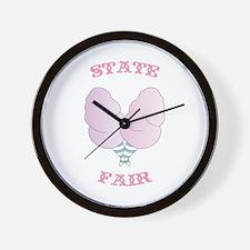 State Fair Wall Clock