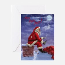 Funny Funny christmas Greeting Cards (Pk of 20)