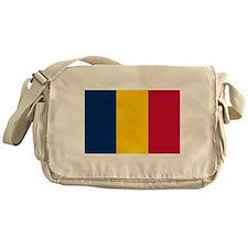 Flag of Chad Messenger Bag