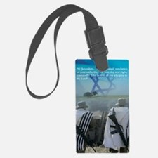 Watchman On Your Walls Luggage Tag