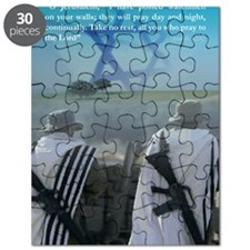 Watchman On Your Walls Puzzle
