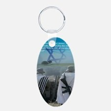 Watchman On Your Walls Keychains