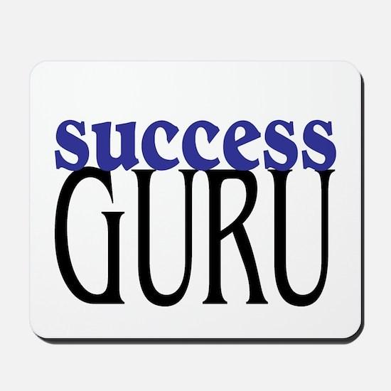 Success Guru Mousepad