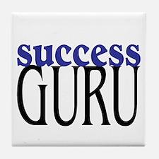 Success Guru Tile Coaster