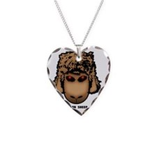 demon sheep head Necklace