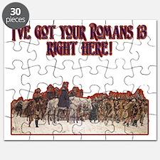 Romans 13 lights Puzzle