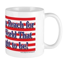 OUGHT-TO-BE Mug