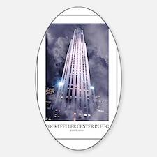 Rockefeller-Poster Decal