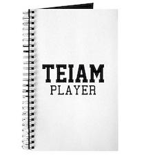 Teiam Player Journal