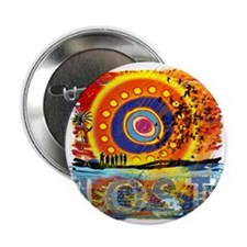 "LOST OCEANIC SUNSET NEW copy 2.25"" Button"