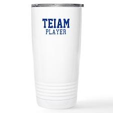 Teiam Player Travel Mug