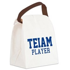 Teiam Player Canvas Lunch Bag