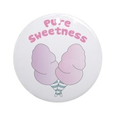 Pure Sweetness Ornament (Round)