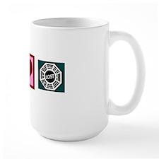 peacelovelostwh Mug