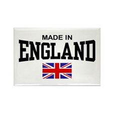 Made in England Rectangle Magnet