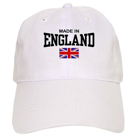 Made in England Cap