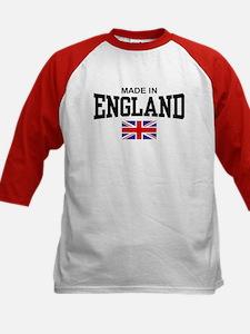 Made in England Kids Baseball Jersey