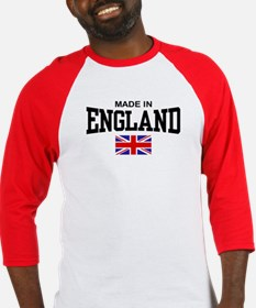 Made in England Baseball Jersey