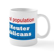 spay-neuter Mug