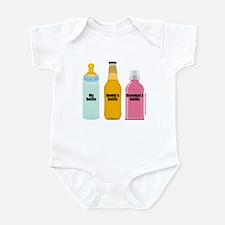 MY BOTTLE Infant Bodysuit