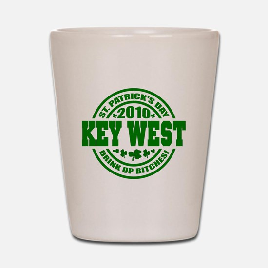 KEY WEST Drink up 10_p01 Shot Glass