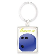 C-219 (have a ball) Portrait Keychain