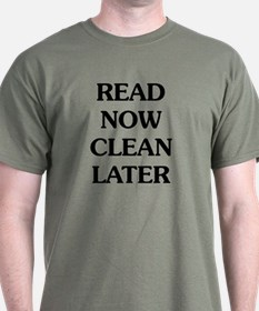 Read Now T-Shirt