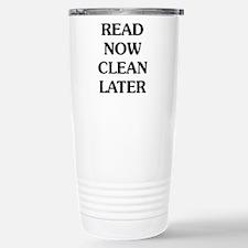 Read Now Travel Mug