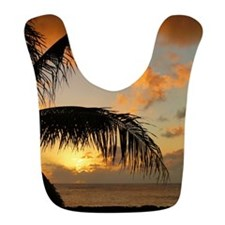 Sunset North Shore Oahu Bib