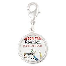 Custom Family Renion BBQ Charms