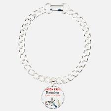 Custom Family Renion BBQ Bracelet